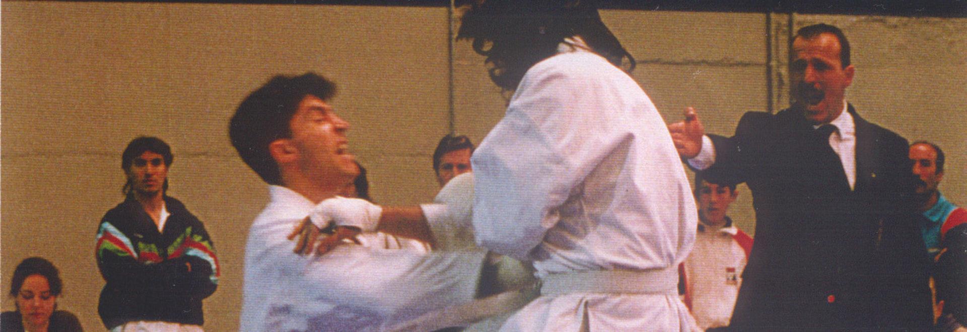 Karate mrprepor