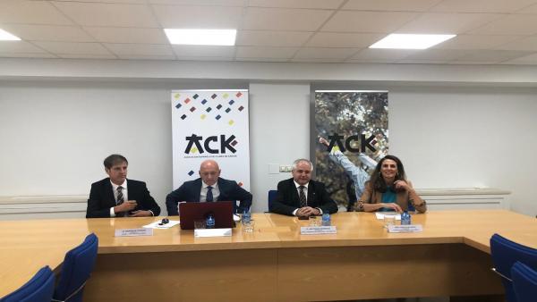 El cántabro Norberto Ortiz presidirá la Asociación Española de Clubes de Kárate