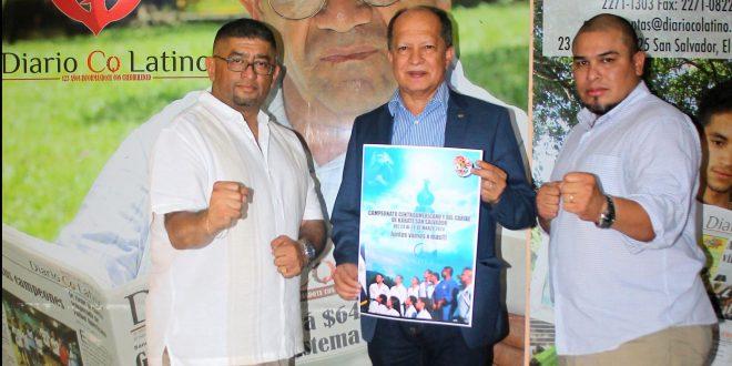 Federación de Karate se alista para el Centroamericano y del Caribe
