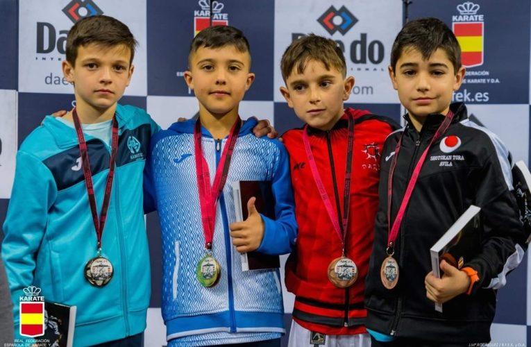 Bronce para Óscar Arribas en el Navarra Arena