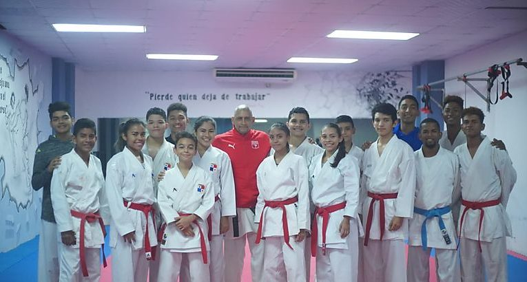 Panamá competirá en el Centroamericano de Karate