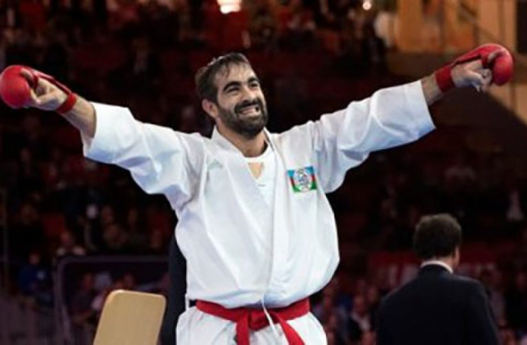 Rafael Aghayev ganó licencia para los Juegos Olímpicos de Tokio 2020