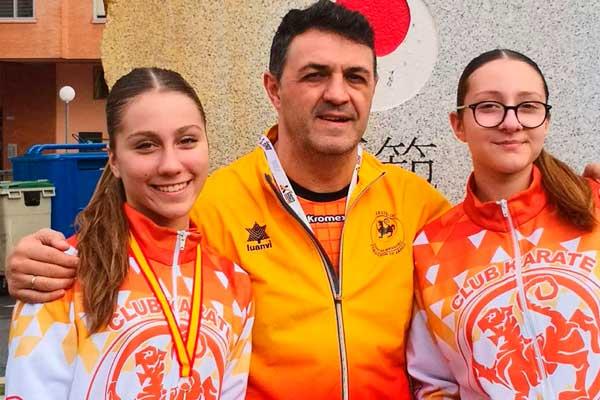 El karate torrejonero en la cúspide del deporte madrileño