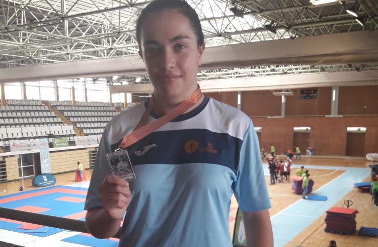 Laura Moreno, oro en la Liga Nacional Sub-21