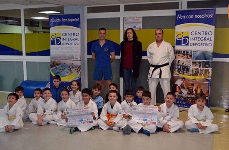 El III Torneo de Karate 'Ciudad de Peñaranda' congregara en la ciudad a más de un centenar de karatecas el 28 de marzo