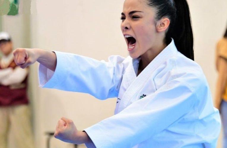 Pamela Contreras mantiene su meta fija en los Juegos Olímpicos de Tokio 2020